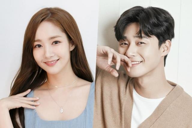 Park Min Young khẳng định, cô và bạn diễn Park Seo Joon không yêu nhau.