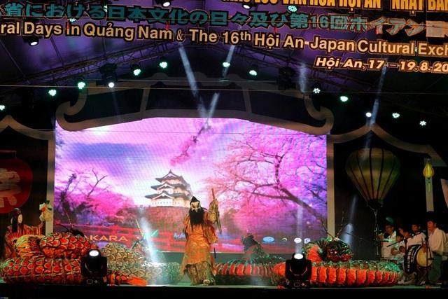 """Bế mạc """"Những ngày văn hóa Nhật Bản tại Quảng Nam"""" - 5"""