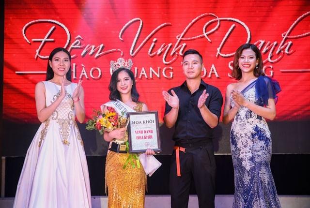 Tiết lộ bất ngờ về Hoa khôi Thanh lịch Nguyễn Hải Anh - 1