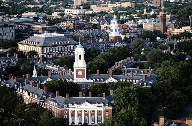 Đại học Harvard (Mỹ) tiếp tục giữ vững vị trí số 1 trong 16 năm liên tiếp.
