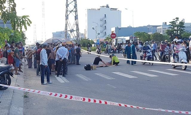 Vụ tai nạn khiến nạn nhân mới khoảng 16 tuổi tử vong tại chỗ