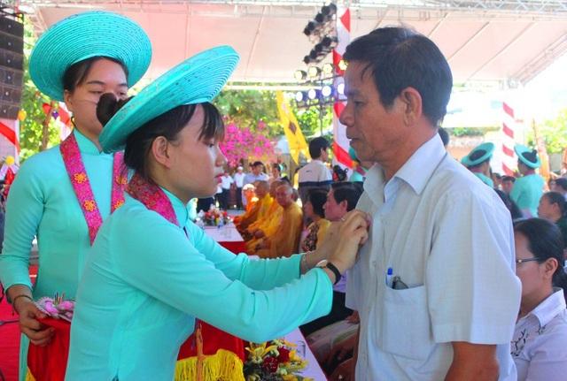 Các nghi thức lễ được tổ chức ở động Âm Phủ - nơi sẽ tái hiện sự tích Mục Kiền Liên và chùa Linh Ứng
