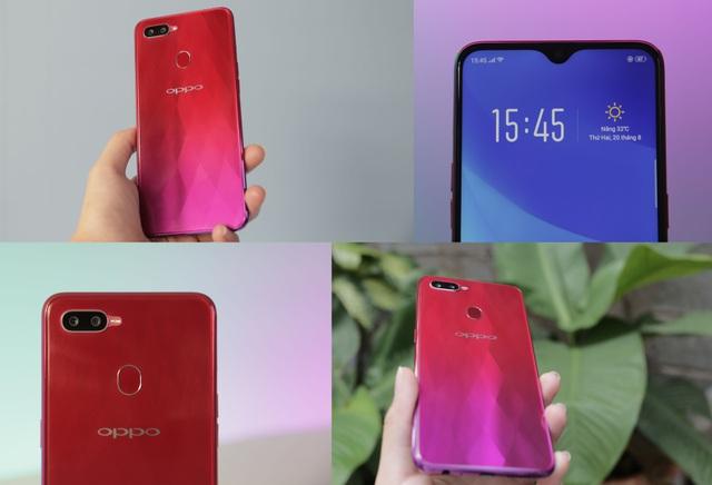 """Huawei Nova 3i """"đọ"""" Oppo F9: Kẻ tám lạng người nửa cân - 5"""
