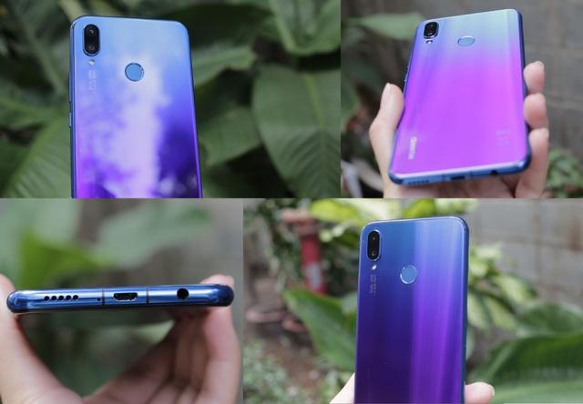 """Huawei Nova 3i """"đọ"""" Oppo F9: Kẻ tám lạng người nửa cân - 4"""