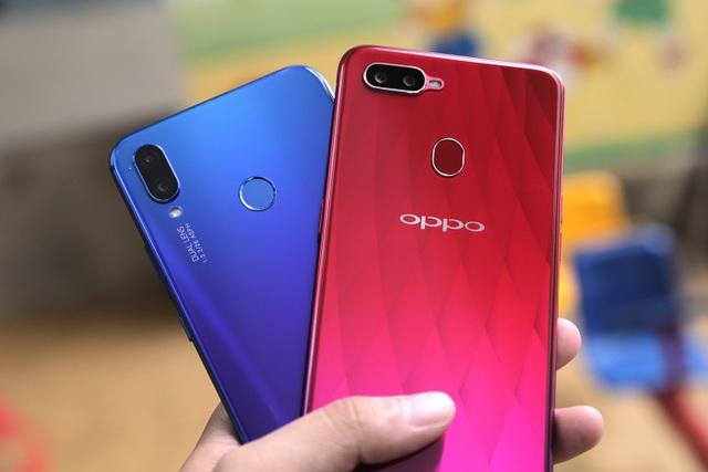 """Huawei Nova 3i """"đọ"""" Oppo F9: Kẻ tám lạng người nửa cân - 9"""