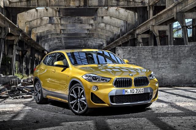 BMW X2 sẽ ra mắt lần đầu tiên tại Việt Nam vào tháng 9 - 1