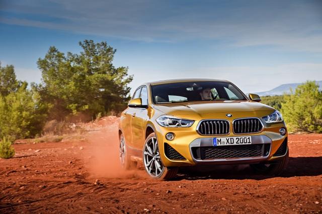 BMW X2 sẽ ra mắt lần đầu tiên tại Việt Nam vào tháng 9 - 2