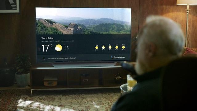 Công nghệ trí tuệ nhân tạo AI ThinQ mang lại những trải nghiệm khác biệt cho TV LG OLED
