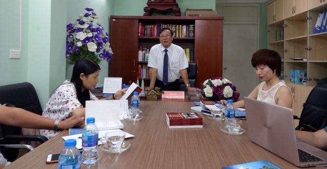 TS Lê Xuân Thảo chia sẻ về hướng hoạt động sắp tới của Quỹ khuyến học Lê Xuân Lan.
