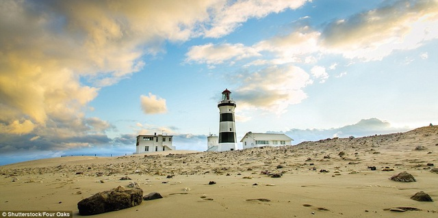 Những ngọn hải đăng độc lạ và ấn tượng nhất thế giới - 10
