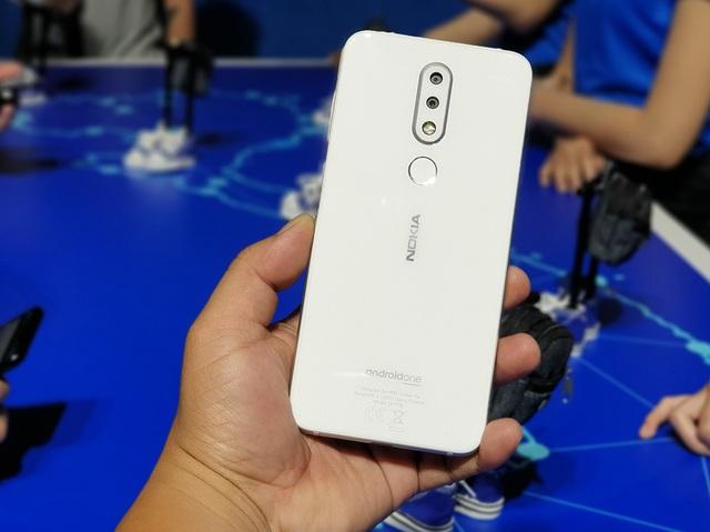 Nokia mang smartphone tai thỏ về Việt Nam, giá 6,59 triệu đồng - 2