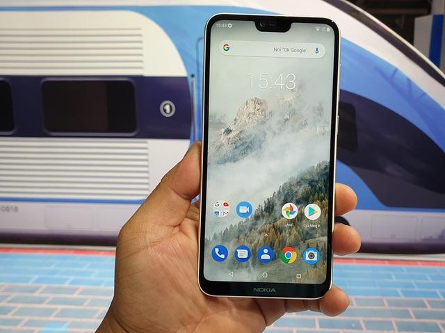 Nokia mang smartphone tai thỏ về Việt Nam, giá 6,59 triệu đồng - 1