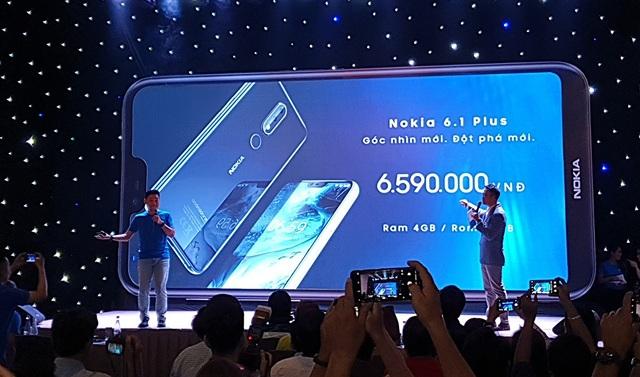 Nokia mang smartphone tai thỏ về Việt Nam, giá 6,59 triệu đồng - 4