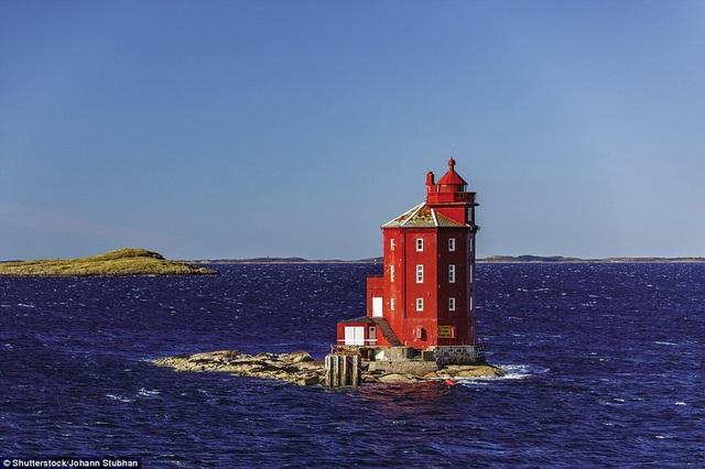 Những ngọn hải đăng độc lạ và ấn tượng nhất thế giới - 8