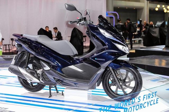 Honda PCX hybrid chính thức có mặt tại Việt Nam, giá xuất xưởng từ 89,9 triệu đồng - 3