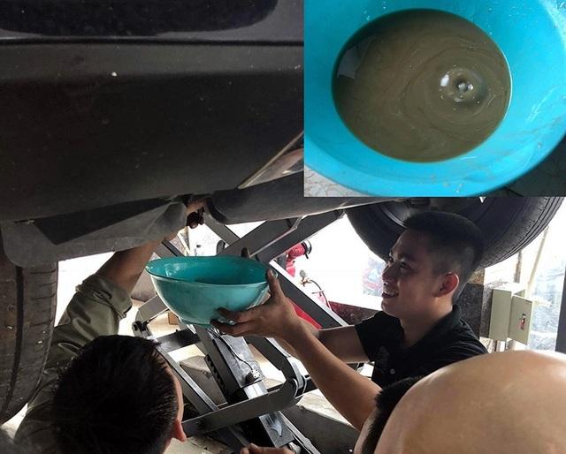 MBV miễn phí công kiểm tra dầu cầu trước là giải pháp đầu tiên khi ghi nhận sự việc này, trong khi đó các phụ tùng để thực hiện việc nâng cao van thông hơi hiện vẫn chưa có mặt tại Việt Nam.