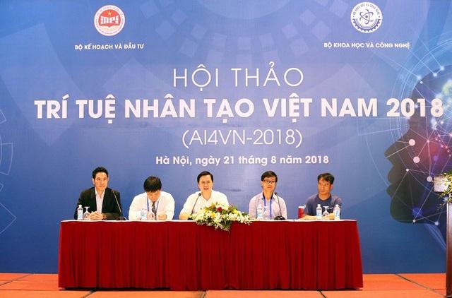 Hơn 100 nhà khoa học tham dự Hội nghị Diên Hồng về Trí tuệ nhân tạo - Ảnh 4.