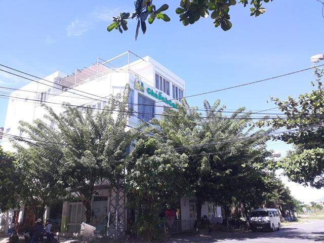Cơ sở Trường Mầm non tư thục Chú Ếch Con ở đường Lê Văn Đức (quận Hải Châu, Đà Nẵng).