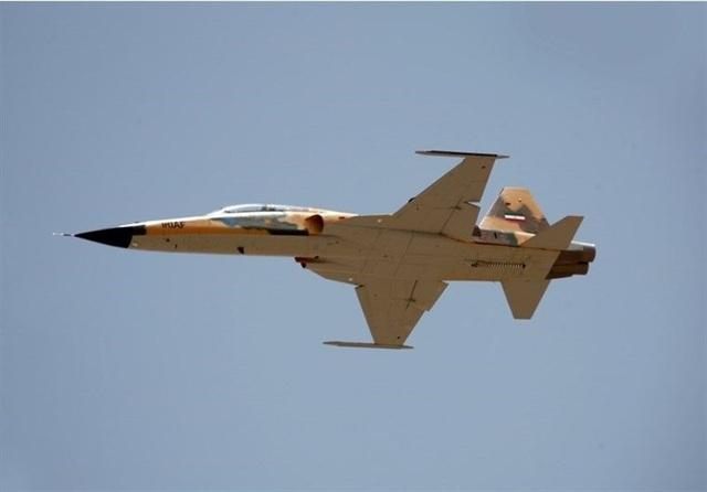 Máy bay Kowsar được thiết kế với công nghệ hiện đại phục vụ Không quân Iran. (Ảnh: Reuters)
