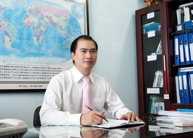 Luật sư Trương Anh Tú.