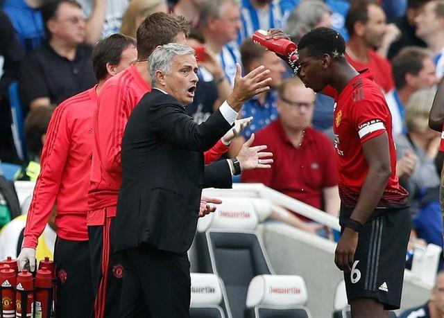 HLV Mourinho đang dần tàn lụi?