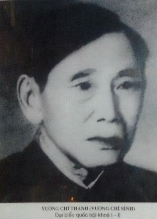 Vua Mèo Vương Chí Sình (Ành: Gia đình ông Vương Duy Bảo cung cấp).
