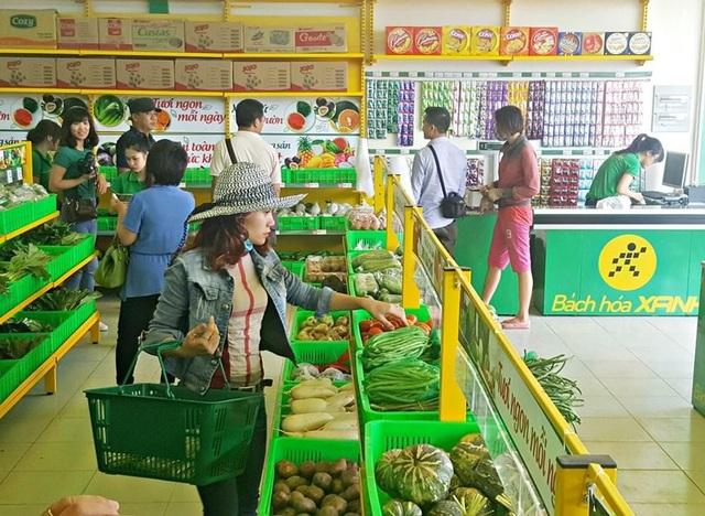 Người tiêu dùng hoàn toàn an tâm khi mua hàng tại Bách hóa Xanh vì các sản phẩm tại đây luôn có nguồn gốc, xuất xứ rõ ràng.