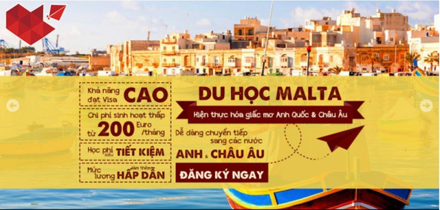 Giải pháp du học, định cư tại Canada và du học Malta với Visa 100% - 2