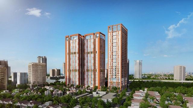 Mua căn hộ tại Hà Nội Paragon khách hàng có cơ hội nhận gói nội thất tới 600 triệu đồng