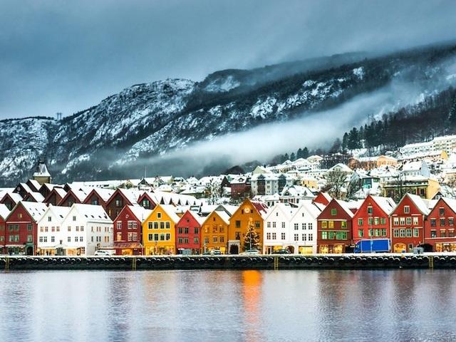 10 bức ảnh khiến bạn muốn đến Na Uy ngay lập tức | Báo Dân trí
