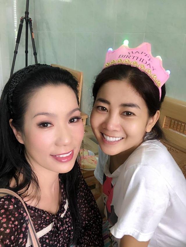 Trịnh Kim Chi cũng mong Mai Phương sẽ chiến thắng bệnh hiểm nghèo, sớm quay lại sân khấu kịch với bạn bè, đồng nghiệp cũng như để chăm sóc cô con gái nhỏ. Chị cũng góp phần kêu gọi mọi người giúp đỡ Mai Phương vượt qua khó khăn trong lúc này.