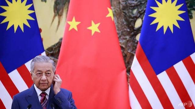 Thủ tướng Malaysia Mahathir Mohamad (Ảnh: AFP)