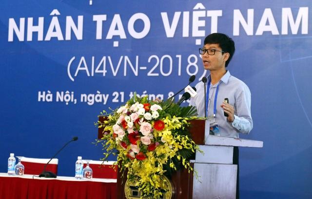 Hơn 100 nhà khoa học tham dự Hội nghị Diên Hồng về Trí tuệ nhân tạo - Ảnh 3.