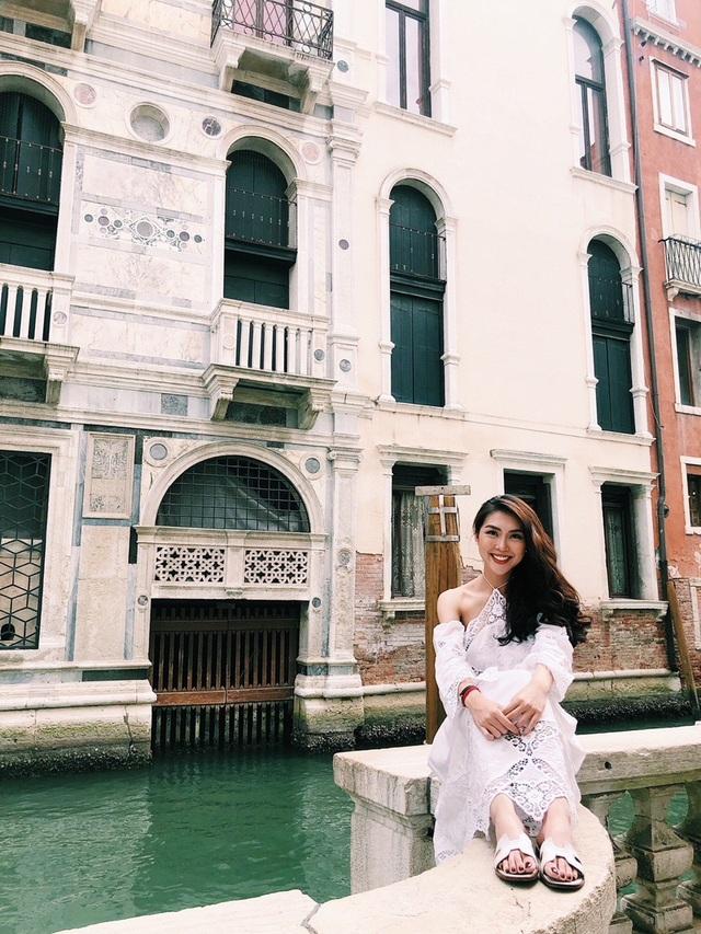 Hoa hậu Sắc đẹp châu Á kiếm tiền để đưa ba mẹ đi khắp thế giới - 8