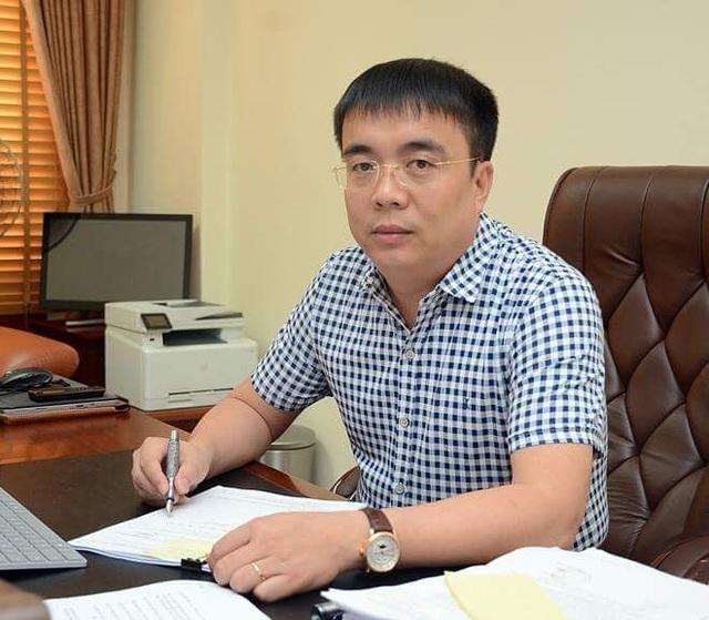 Vụ trưởng Vụ KHTC của Bộ GD&ĐT Trần Tú Khánh.