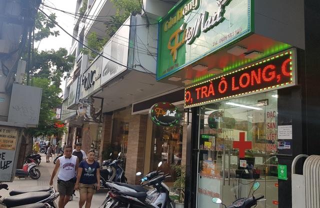 Hàng loạt cửa hàng công khai thanh toán qua Wechat Pay với khách Trung Quốc - 4