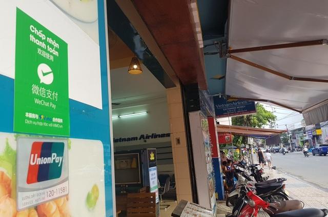 Hàng loạt cửa hàng công khai thanh toán qua Wechat Pay với khách Trung Quốc - 6