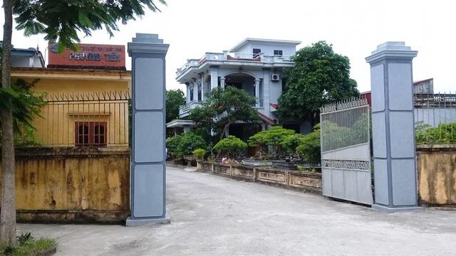 Công ty TNHH Phương Tiến