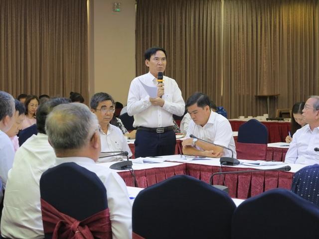 GS.TS Phạm Văn Lình, Chủ tịch Hội đồng Trường ĐH Y dược Cần Thơ nêu nhiều băn khoăn về đào tạo ngành Y.