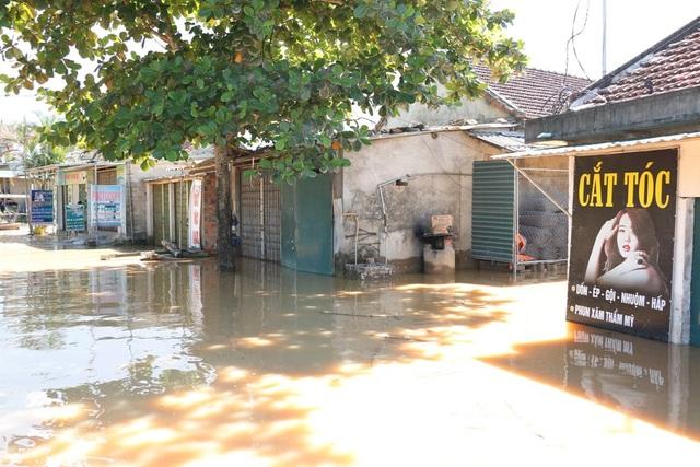 Nhiều vùng ở Nghệ An vẫn mênh mông nước lũ - 14