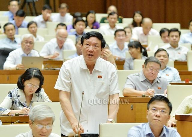 Chánh án TAND Nguyễn Hòa Bình giải thích nguyên nhân khách quan khiến tỷ lệ giải quyết án hành chính thấp