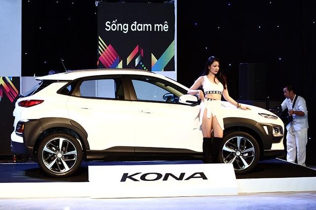 Hyundai Kona có mặt tại Việt Nam, giá từ 615 triệu đồng - 2