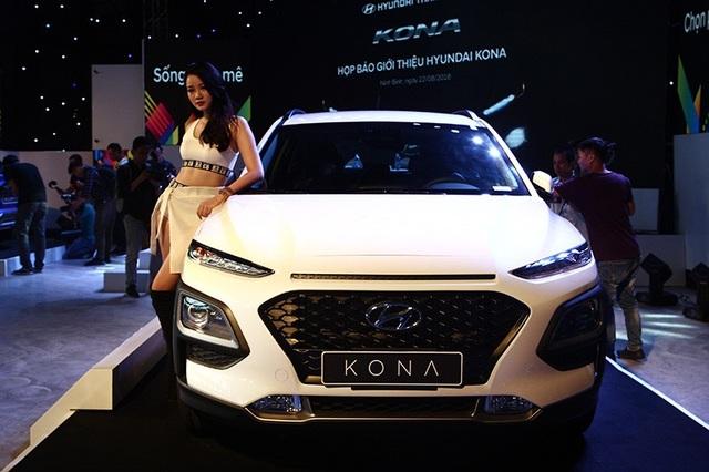 Hyundai Kona có mặt tại Việt Nam, giá từ 615 triệu đồng - 1