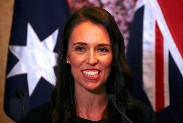 Thủ tướng New Zealand Jacinda Ardern (Ảnh: Reuters)