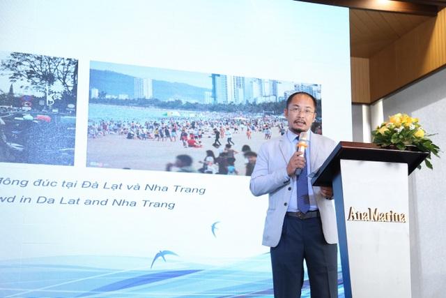 Ông Nguyễn Trường Sơn, Giám đốc phát triển kinh doanh Crystal Bay