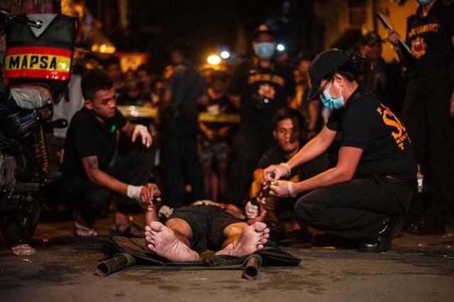 Hàng nghìn người đã thiệt mạng trong cuộc chiến chống ma túy tại Philippines (Ảnh: Reuters)