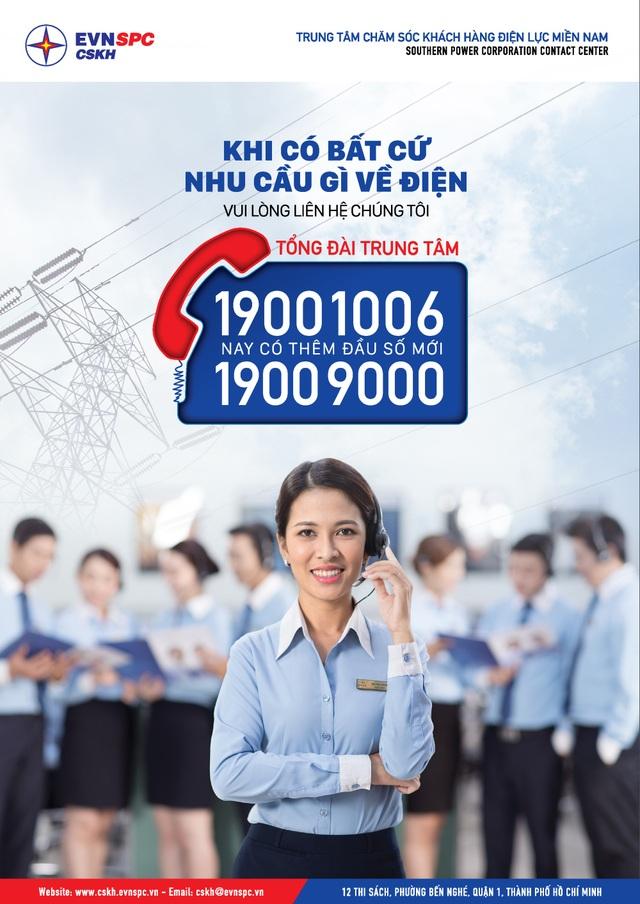 EVN SPC đẩy mạnh chăm sóc khách hàng - 2