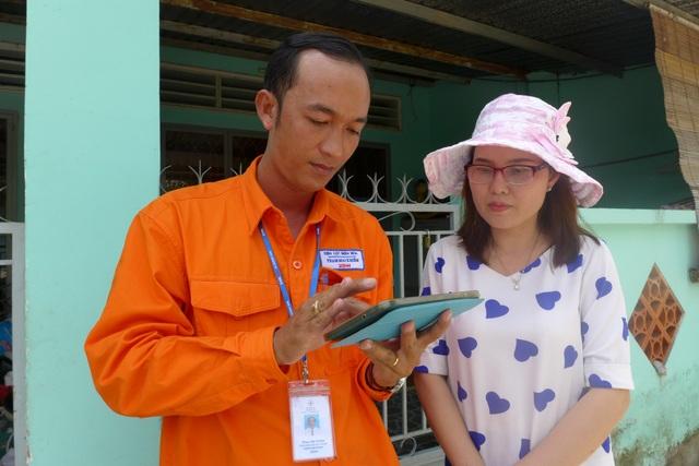 EVN SPC đẩy mạnh ứng dụng công nghệ vào chăm sóc khách hàng