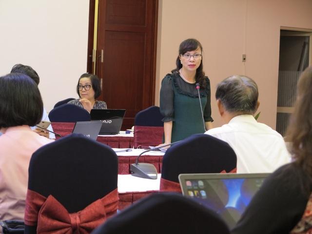 TS Nguyễn Thị Kim Phụng, Vụ trưởng Vụ Giáo dục Đại học, Bộ GD-ĐT