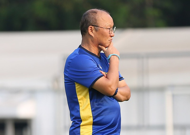 HLV Park Hang Seo khẳng định ông đã toan tính đúng sau khi đánh bại Nhật Bản để giành ngôi đầu bảng